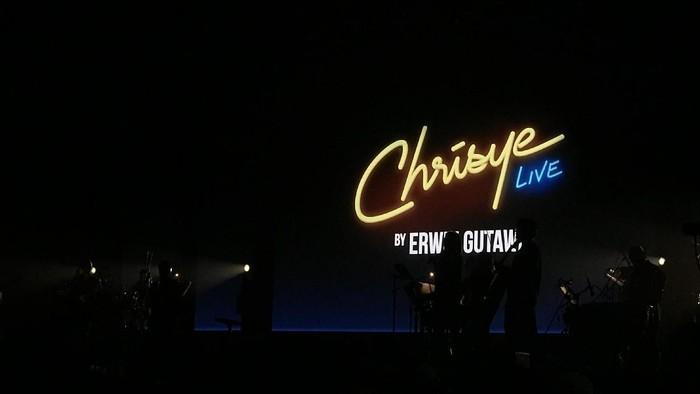 Mengenang karya Chrisye di BNI Java Jazz 2020.