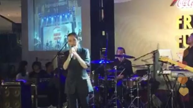 Manggung Lagi, BCL Menangis Nyanyikan 'Cinta Sejati'