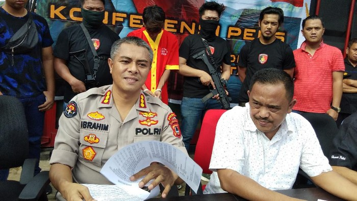 Bobol 35 ATM Pakai Double Tape di 5 Provinsi, Randi Ditangkap Polisi
