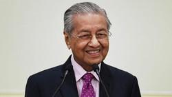 Mahathir Mohamad Sebut Muslim Punya Hak untuk Bunuh Jutaan Orang Prancis