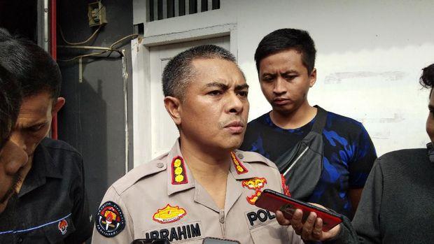 Kabid Humas Polda Sulsel Kombes Ibrahim Tompo