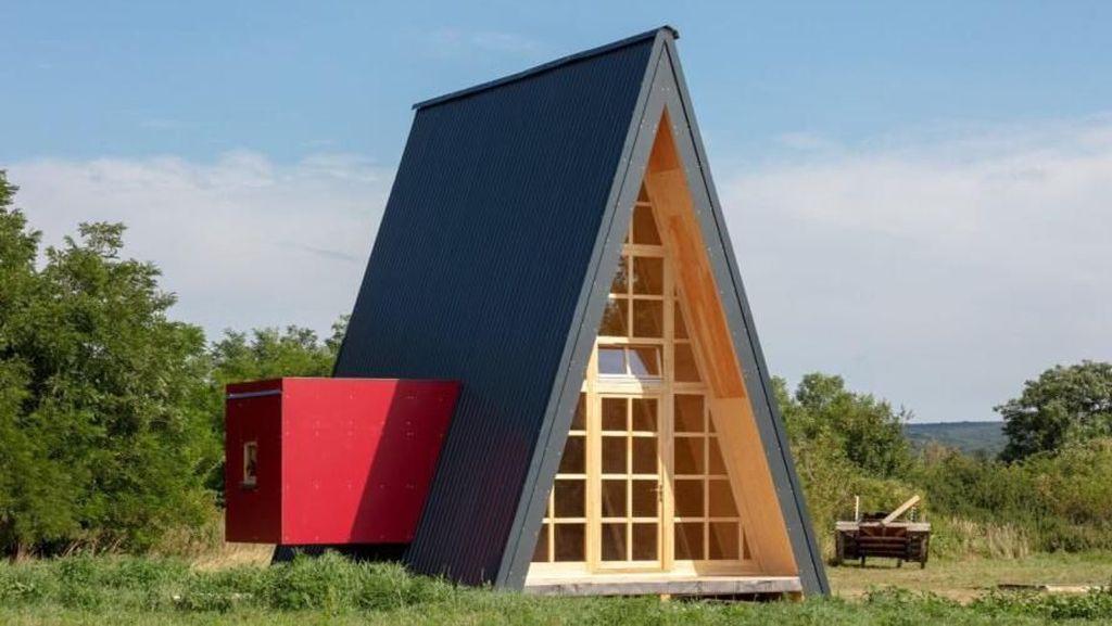 Rumah Mini Ini Bisa Dihuni 5 Orang, Nggak Sempit?