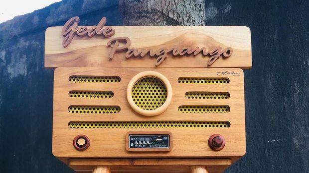 Bikin Radio dari Kayu Bisa Raup Rp 300 Juta, Ah yang Bener?