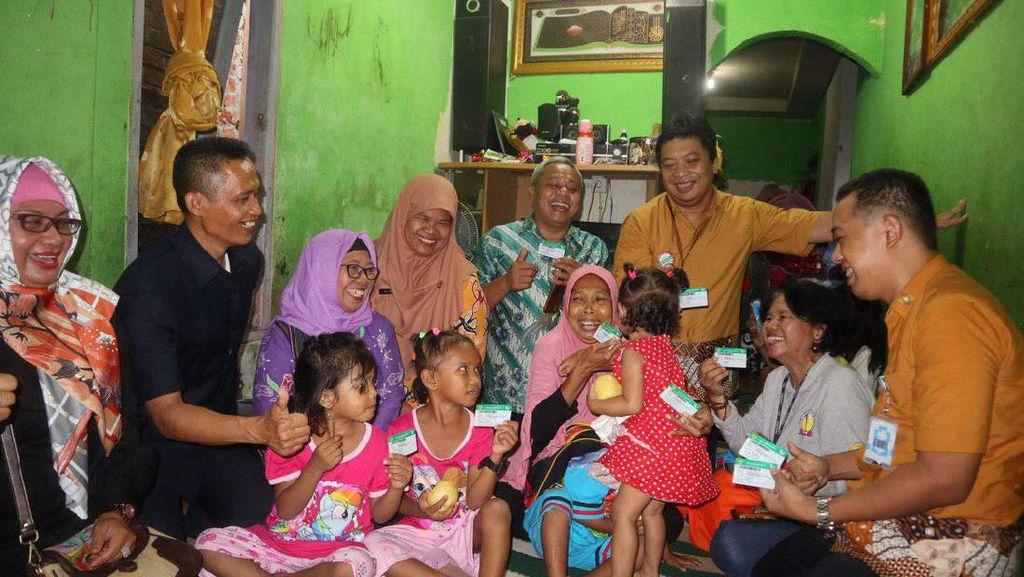 Viral, 6 Anak Yatim Piatu di Balikpapan Dapat Bantuan dari Jokowi