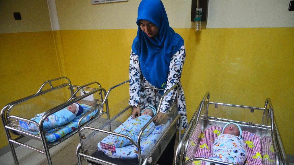 Tiga Bayi di Kudus Lahir di Tahun Kabisat