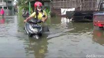 2 Dusun di Pasuruan Masih Terendam Banjir, Warga Butuh Air Bersih