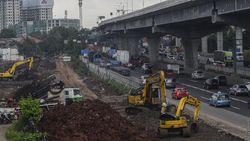 Proyek Kereta Cepat Jakarta-Bandung Disetop Terkait Banjir