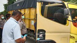 Sopir Truk Ditemukan Tewas di Tol Tangerang-Merak, Penyebab Belum Pasti