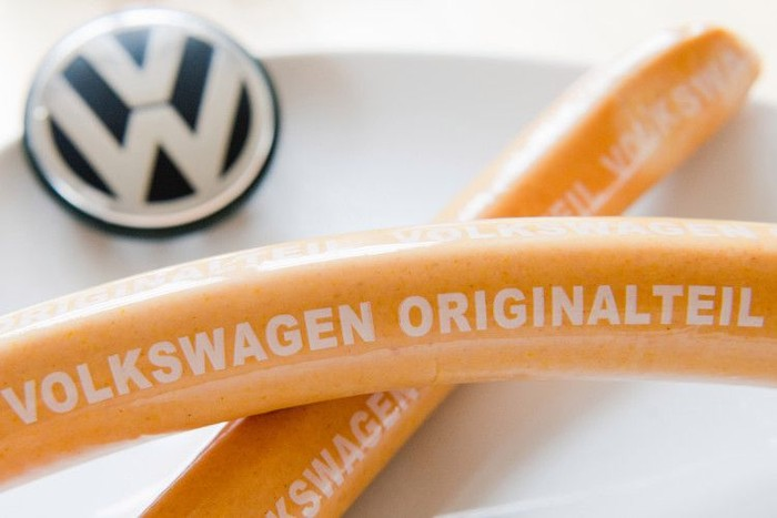 Sosis Volkswagen