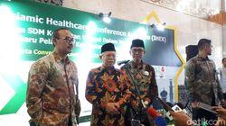 Wapres Maruf Amin: Mudah-mudahan Ketua MUI ke Depan Bisa Jadi Presiden
