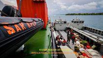 Kemenhub Kirim Logistik buat 188 WNI ABK World Dream di Pulau Sebaru