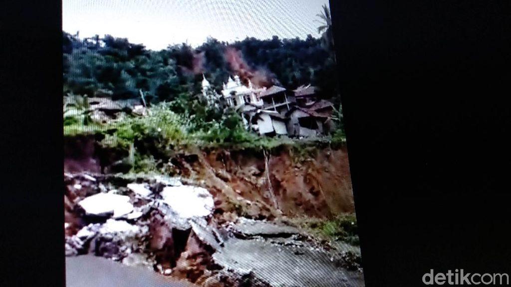 Beredar Video Longsor Ciniru Kuningan, Polisi: Kejadian Lebak Banten 2010