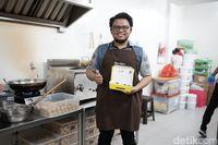 Camilan Hits di Medan, Donat Keju dan Tiramisu yang Empuk Manis