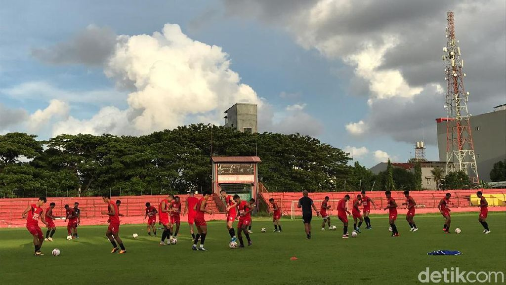 Besok, PSM Makassar Gelar Latihan Tatap Shopee Liga 1