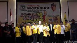 Golkar Gelar Penjaringan Cabup Bandung, 8 Kandidat Sampaikan Visi Misi
