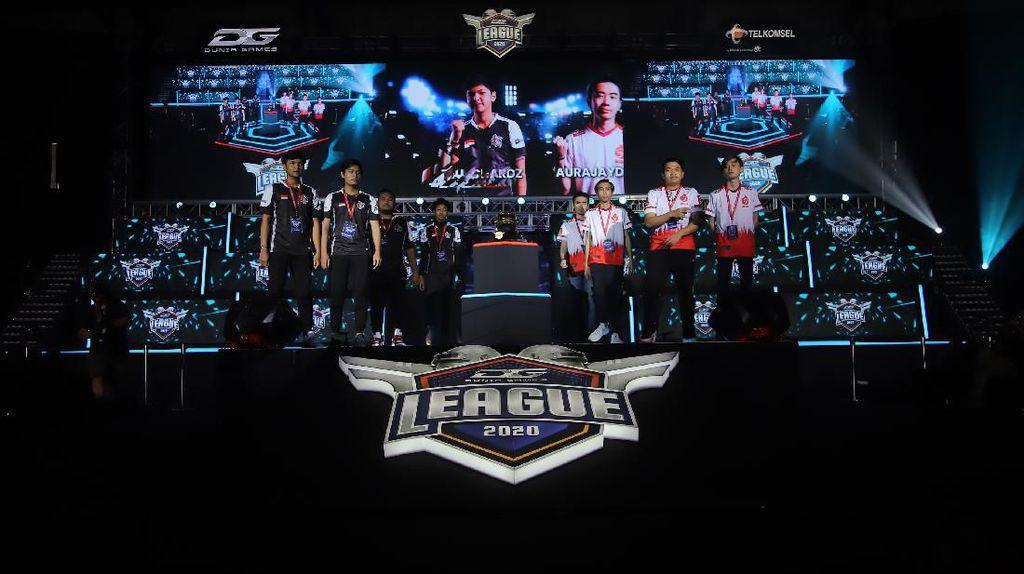 Grand Final Dunia Games League 2020 Berhadiah Total Rp 1,6 M Lho