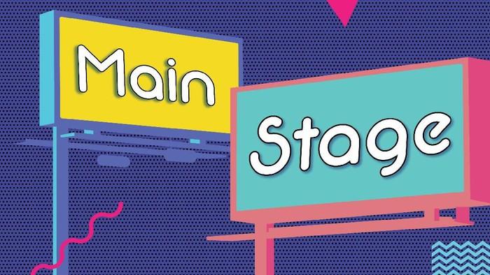 Podcast Main Stage detikHOT