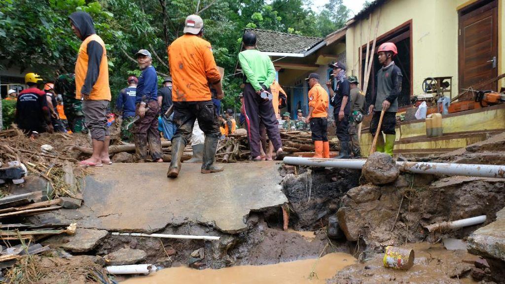 Begini Dampak Kerusakan Pascabanjir Bandang di Magelang