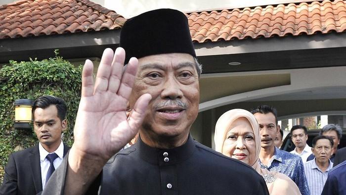 Presiden Partai Pribumi Malaysia Bersatu Muhyiddin Yassin diangkat sebagai Perdana Menteri Malaysia. Ia gantikan Mahathir Mohamad yang sebelumnya undurkan diri.