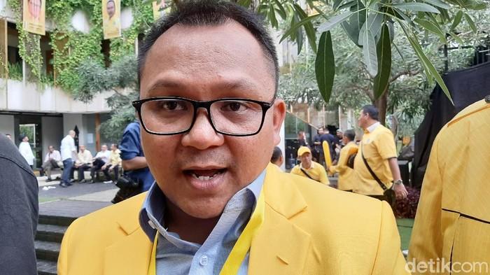 Anggota DPRD DKI Jakarta dari Fraksi Golkar, Basri Baco