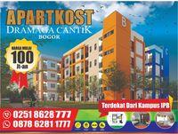 Dramaga Cantik Residence Hunian Nyaman dan Strategis di Bogor Barat