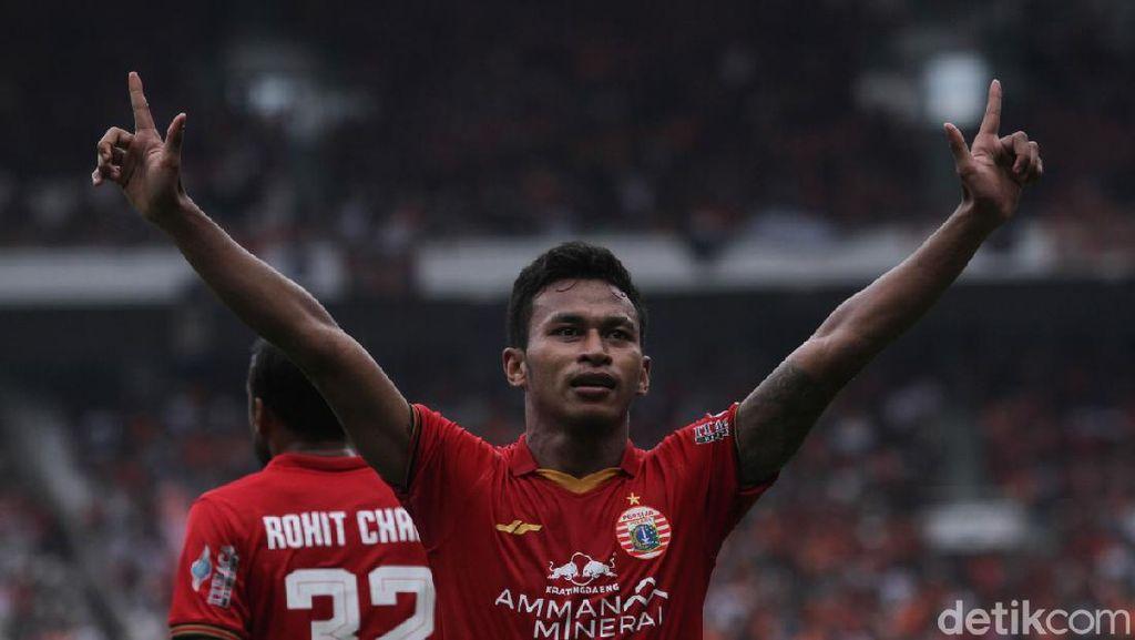 Persija Vs Borneo FC: Parade 5 Gol, Macan Kemayoran Terkam Pesut Etam