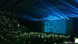 Rusuh dan Ada yang Pingsan, Konser NCT Dream di Jakarta Sempat Dihentikan