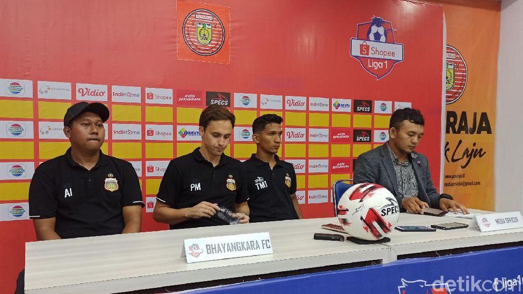 Seri Lawan Persiraja, Bhayangkara FC: Susahnya Lawan 13 Pemain