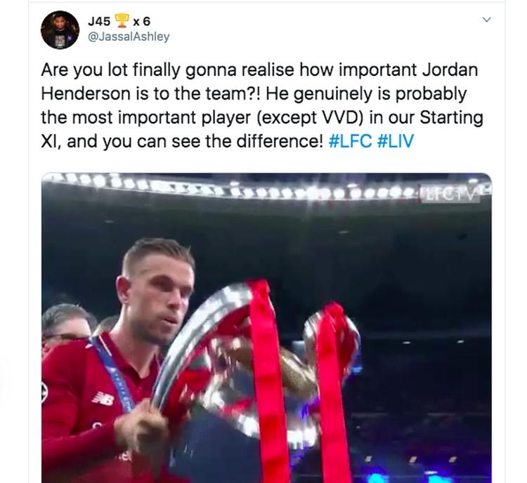 Meme Jordan Henderson