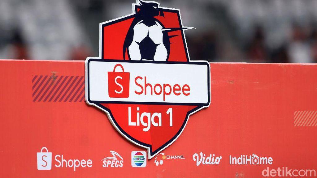 Penjelasan PT LIB soal Shopee yang Sempat Hilang dari Medsos Liga 1
