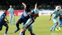 Persib Bandung Tumbangkan Persela Lamongan 3-0