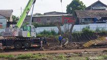Melihat Proyek Kereta Cepat di Bandung Barat Jelang Disetop