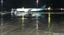 Disambut Gerimis, 69 WNI ABK Diamond Princess Tiba di Bandara Kertajati