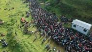 Ranu Manduro di Mojokerto Viral Lagi, Ramainya Seperti Cendol