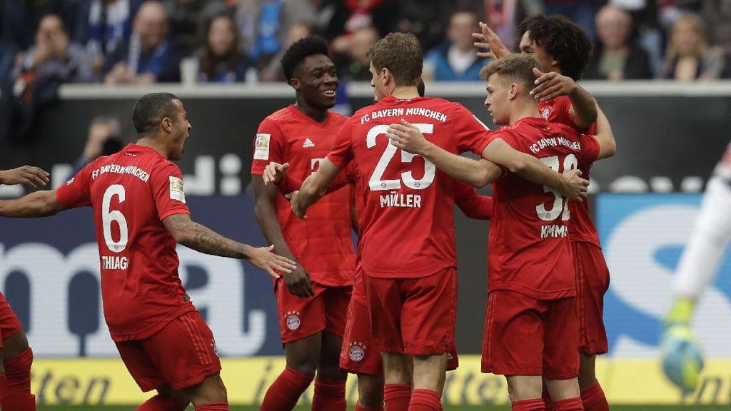 Link Live Streaming Bayern Vs Dusseldorf