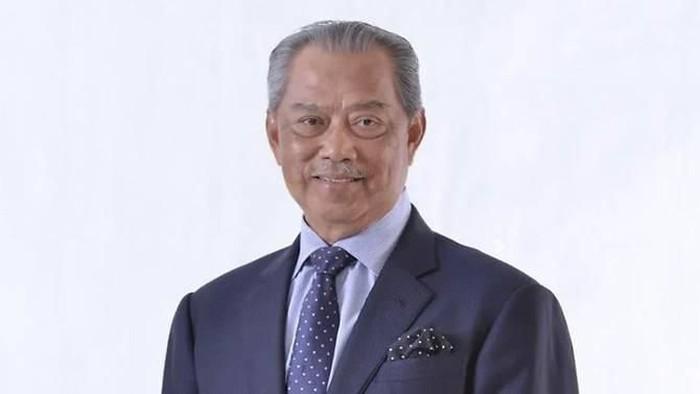PM ke-8 Malaysia Muhyiddin Yassin