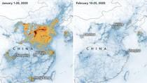 Satelit NASA Tunjukkan Polusi Berkurang Drastis Gegara Virus Corona