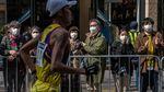 Maraton Tokyo Tetap Digelar di Tengah Wabah Virus Corona