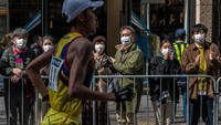 Salah satu persyaratan yang dikeluarkan dalam Maraton Tokyo 2020 adalah pembatasan pelari yang akan ikut serta dalam event olahraga internasional tersebut.
