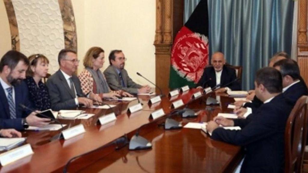 Akhiri Perang, AS-Taliban Teken Perjanjian Damai