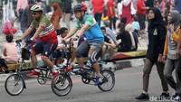 Sepeda Lipat Laris Manis Saat Pandemi, Nyarinya Susah!