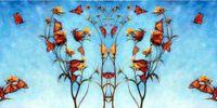 Tes Cinta & Kepribadian: Gambar Wajah atau Kupu-kupu yang Pertama Dilihat?
