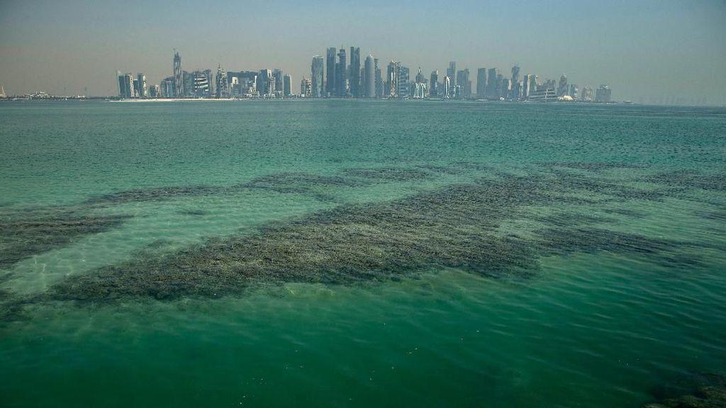 Giliran Qatar yang Konfirmasi Kasus Pertama Corona