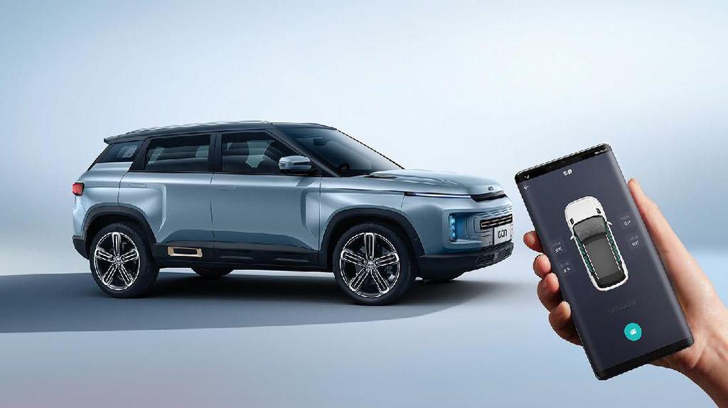 Produsen Mobil China Jualan Tanpa Tatap Muka, Kunci Dikirim Pakai Drone
