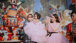 Pesta Ulang Tahun ke-1 Anak Momo Bak Negeri Dongeng nan Mewah