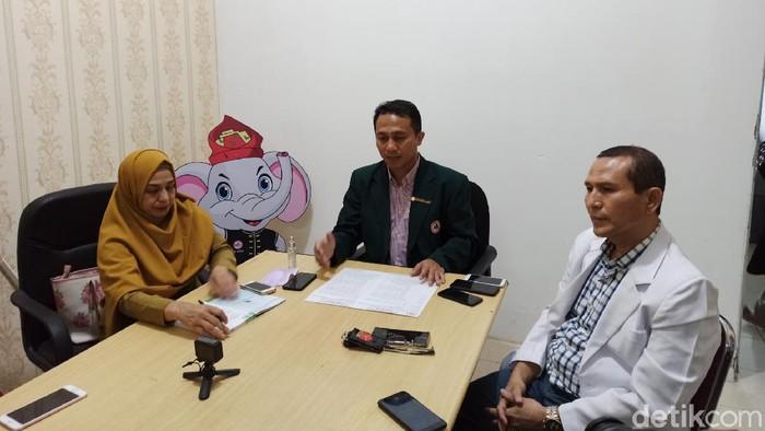 Ketua IDI Wilayah Aceh dr Safrizal Rahman