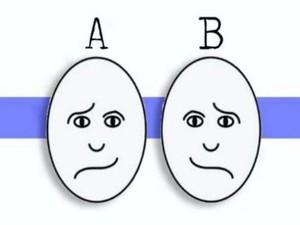 Tes: Dari 2 Wajah Ini, Mana yang Terlihat Bahagia?