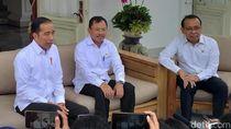 Jokowi dan Menkes Angkat Bicara soal 2 Orang Positif Corona