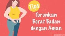 Tips Turunkan Berat Badan dengan Aman