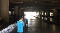 Hampir Sepekan Tergenang, Banjir Underpass Kemayoran Akhirnya Surut Total